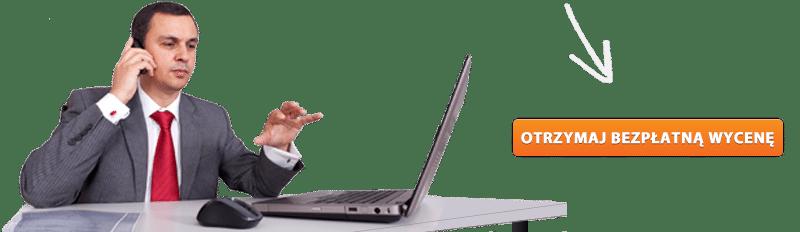Bezpłatna wycena usługi przetwarzania danych osobowych i rejestracji w GIODO